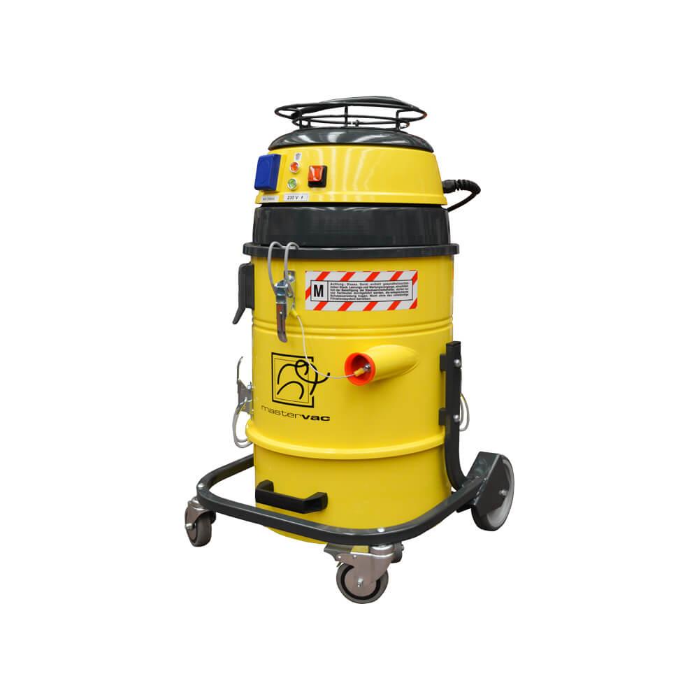 Индустриална компактна прахосмукачка Mastervac M 130 DUST за прах