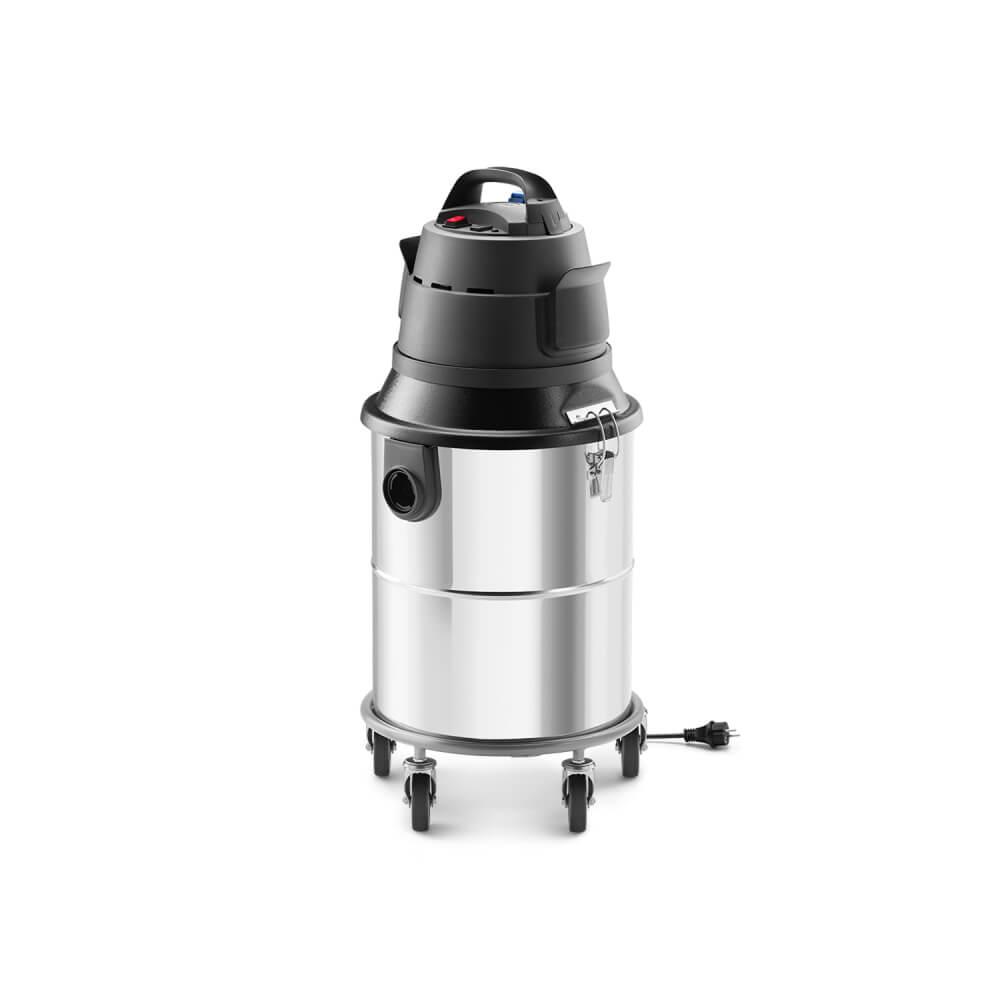 Професионална прахосмукачка за строителен фин прах с опция за включване на инструмент PROFI 45.40 MF E